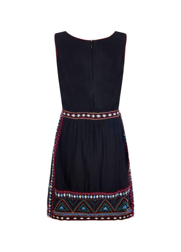 Isabel-Dress_Black-w.-Red-Green_B