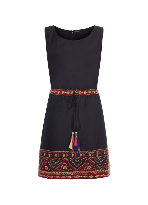 Isabel-Dress_Black-w.-Red-Yellow_A