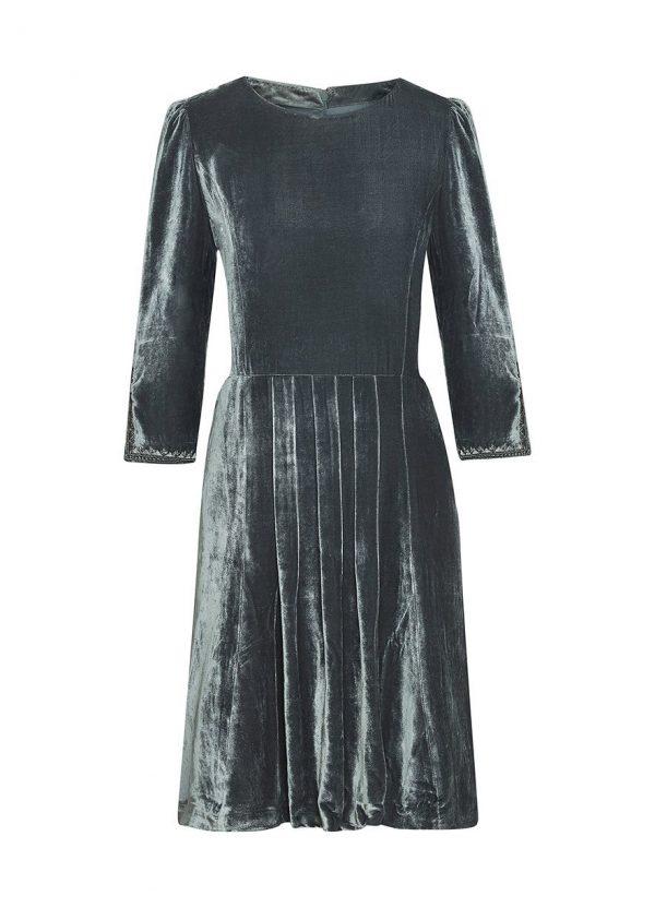 Alessia-Silk-Velvet-Dress-1