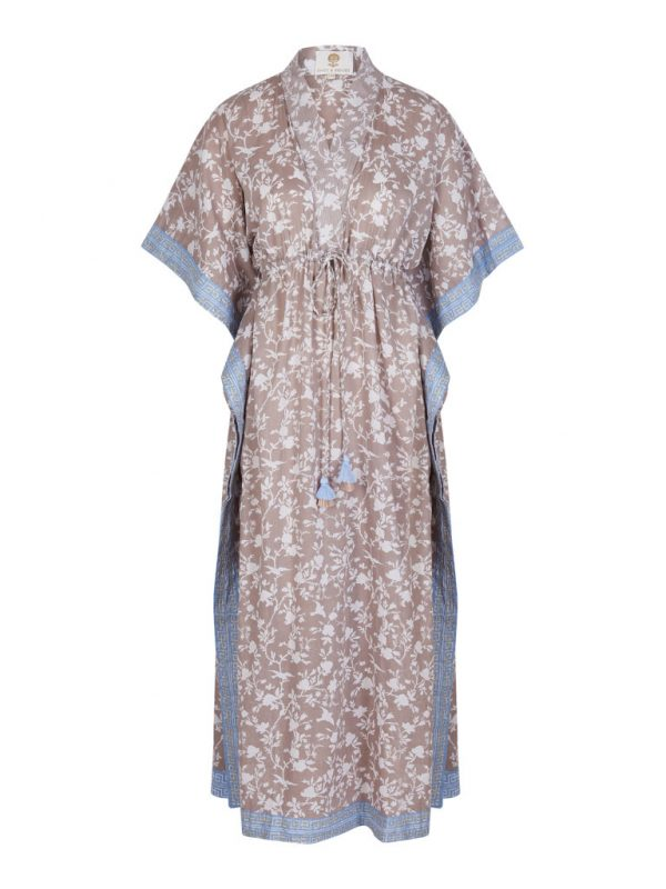 Annabelle-Kaftan_taupe_blue_Front