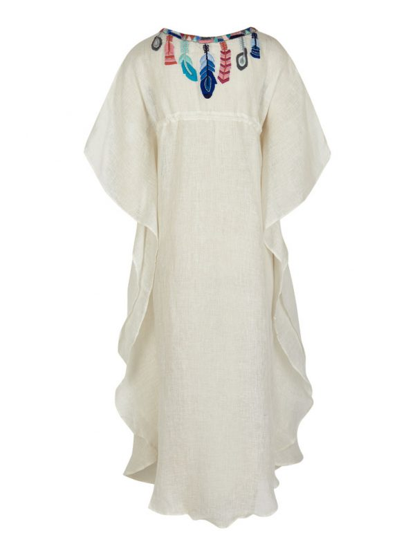Artemis-Kaftan_off-white_Back